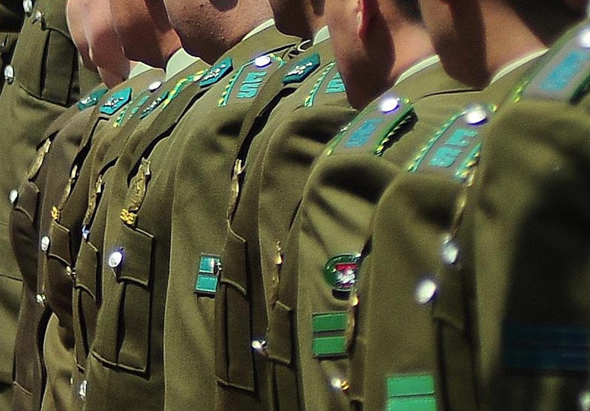 Carabineros detiene a militares bolivianos que traspasaron la frontera