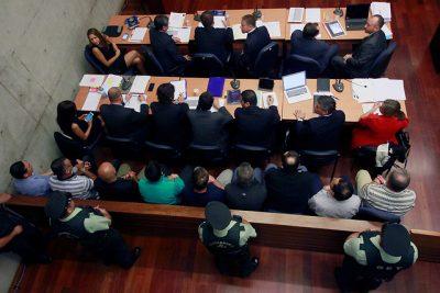 Fraude en Carabineros: solicitan prisión preventiva para los diez imputados