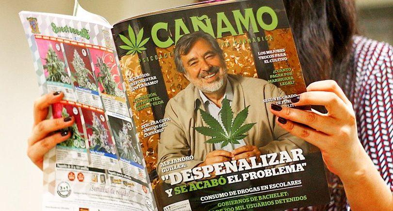 """Guillier por consumo de marihuana: """"Bastaría con despenalizar y se acabó el problema"""""""