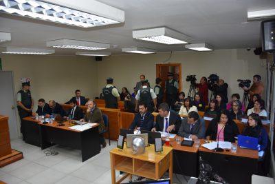 Crudo relato del cabo de Carabineros que llegó a socorrer a Nabila Rifo tras el ataque