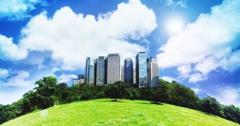 """""""Edificación sustentable: tendencia urbana amigable con el medioambiente llega a Chile"""""""