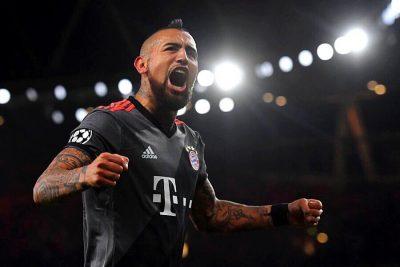 VIDEOS   Simplemente el Rey: Vidal sentencia la suerte de Alexis en la Champions con dos golazos