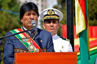 """Evo Morales y fallo contra detenidos bolivianos: """"Es una página negra en la justicia chilena"""""""