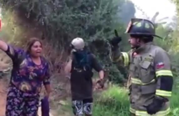 Los incendios no son culpa de los bomberos