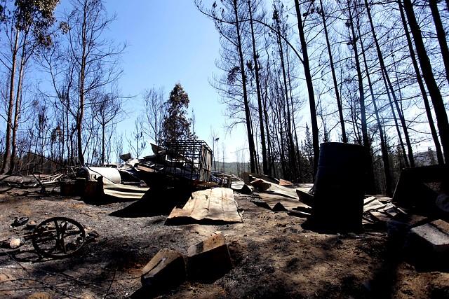 Historia de un incendio y una reconstrucción: el testimonio de una apoderada de la Escuela Las Corrientes