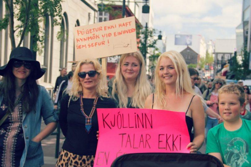 """Islandia es el primer país del mundo en eliminar la """"brecha salarial"""" entre hombres y mujeres"""