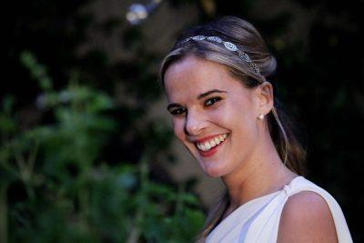 FOTO  Javiera Suárez da a conocer su nueva apariencia producto de la quimioterapia con potente imagen