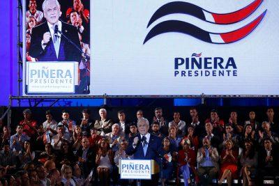 FOTOS |La lista de once famosos (y no tan famosos) que fueron a la proclamación de Sebastián Piñera