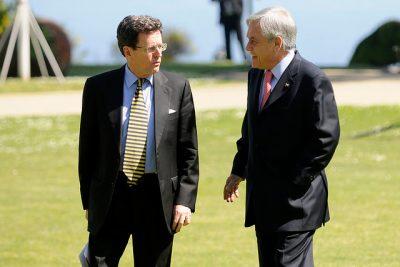 """Carlos Larraín advierte a Piñera por eventual gobierno: """"No puede ser una pyme"""""""