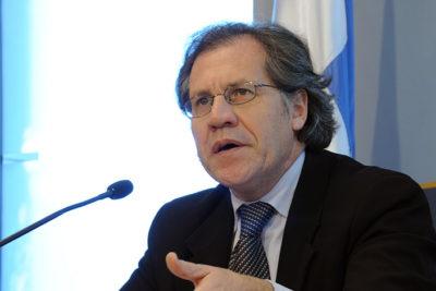 Secretario general de la OEA pidió convocar a sesión urgente por situación de Venezuela