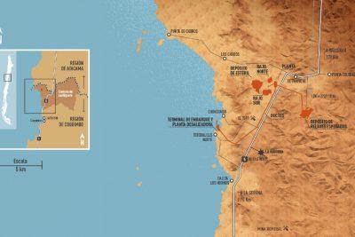 Rechazan construcción de proyecto minero Dominga en región de Coquimbo por un voto
