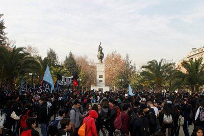 Ya hay fecha: Confech hace llamado a participar en la primera marcha del año