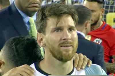 """""""Chau Rusia"""": argentinos transformaron Twitter en el muro de los lamentos por Messi"""