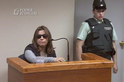 EN VIVO | Nabila Rifo presta declaración en esta jornada en juicio por femicidio frustrado