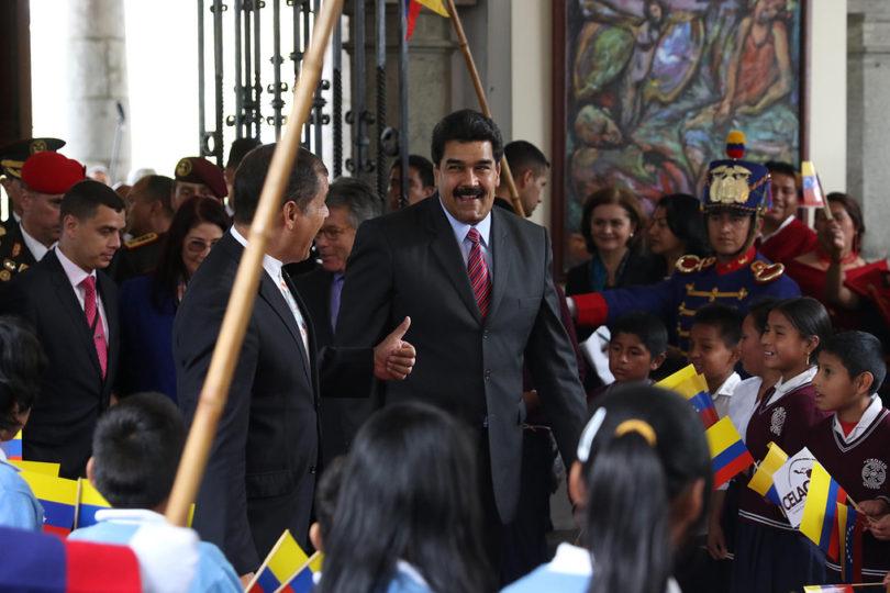 Gobierno Venezolano Asegura Que Es Falso Que Se Haya Consumado Un Golpe De Estado El D Namo