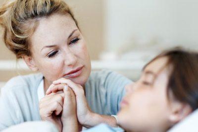 Avanza proyecto que permite a los padres tomarse licencia para cuidar a hijos enfermos