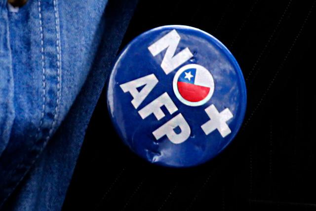 """Marcha """"No + AFP"""" de este domingo espera a más de dos millones de asistentes en todo el país"""