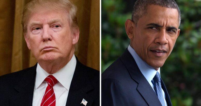 """""""Trump solicita al Congreso investigar si Obama lo espió durante su campaña"""""""