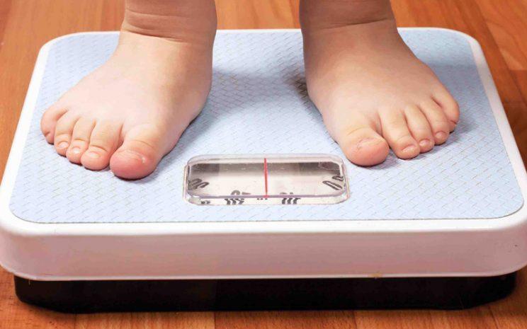 El 60% de niños en quinto básico tiene sobrepeso u obesidad