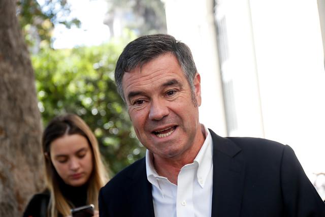 """Ossandón tras proclamación de Piñera: """"RN está cometiendo un error histórico"""""""