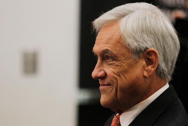 """Sebastián Piñera asegura que """"si mi interés fuera privado no estaría en ninguna campaña"""
