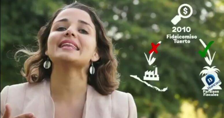 """""""Cartel Piñera"""": el comentado video del Frente Amplio sobre los negocios del ex Presidente"""