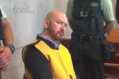 Justicia decreta prisión preventiva para Rafael Garay tras formalizarlo por estafa reiterada