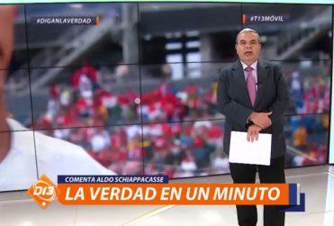 Aldo Schiappacasse paró en seco a Claudio Bravo por su molestia con la prensa chilena
