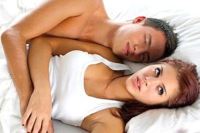 Parejas que se aman pero no tienen sexo