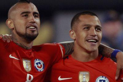 Cortante frase que le dedicó Vidal a Sánchez tras duelo de Champions es comentario obligado en Europa