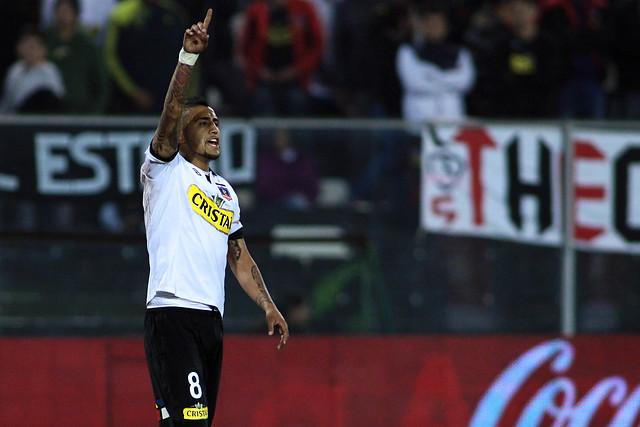 """Vidal ilusiona a los hinchas albos: """"Voy a volver a Colo Colo a ganar la Copa Libertadores"""""""
