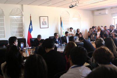 Diario regional aseguró conocer con antelación votación de proyecto Dominga