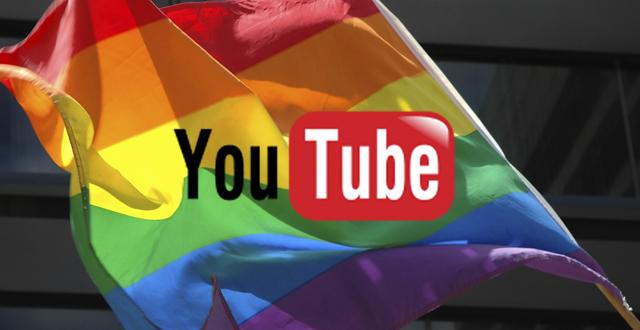 YouTube enfrenta vendaval de críticas por determinación sobre videos de la comunidad LGBT