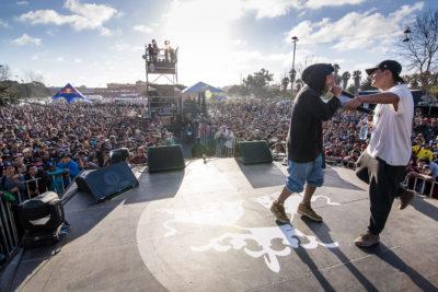 Valparaíso es protagonista de la final de Freestyle más importante de habla hispana