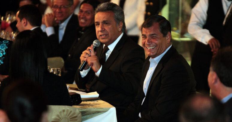 """""""Ecuador: Lenín Moreno celebra la continuidad del legado de Correa y la oposición acusa fraude"""""""