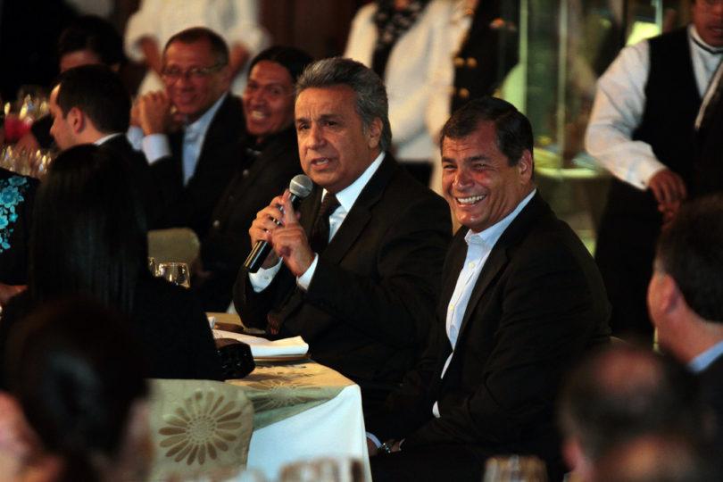 Ecuador: Lenín Moreno celebra la continuidad del legado de Correa y la oposición acusa fraude