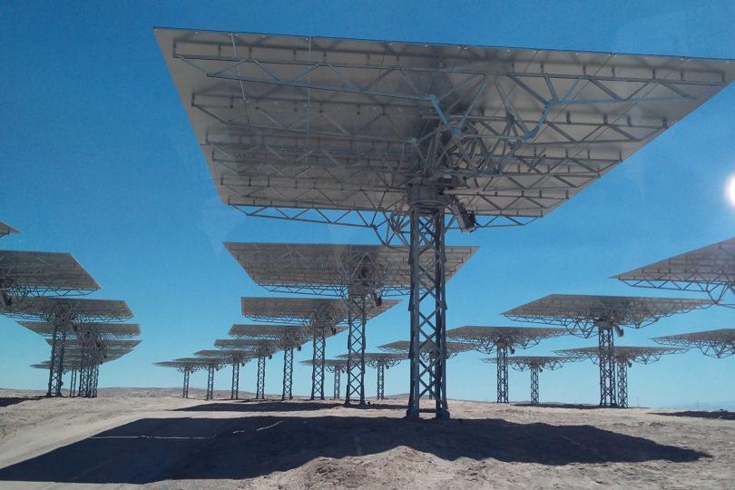 """Giuseppe Casubolo, experto en sales solares: """"La energía termosolar permite una distribución ininterrumpida"""""""