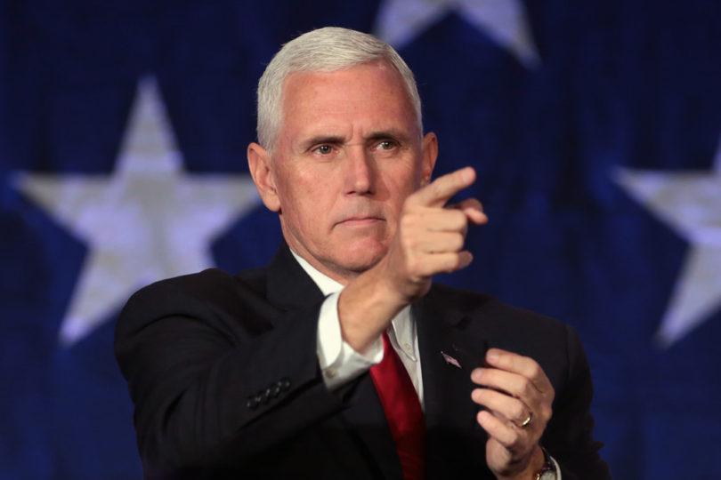 """Vicepresidente de EE.UU. anuncia fin de la política de """"paciencia estratégica"""" con Corea del Norte"""
