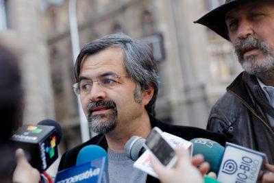 Primera polémica del Frente Amplio: vetó candidatura presidencial de Luis Mariano Rendón