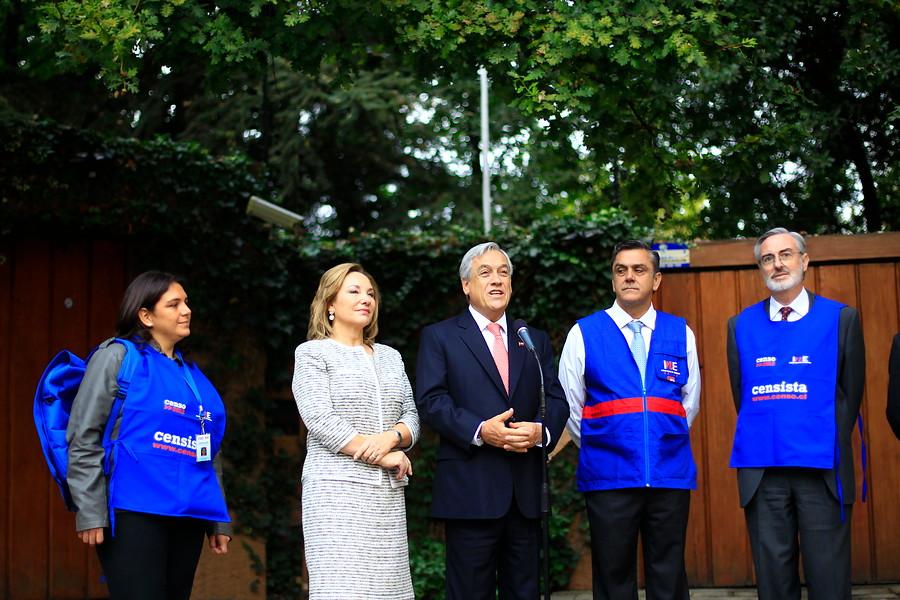"""El día en que la BBC le mostró al mundo el """"peor censo de la historia"""" de Piñera"""