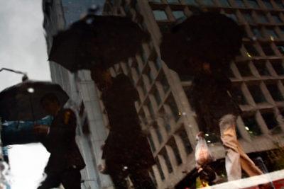 Cortes de luz y menor velocidad del Metro: primeras consecuencias de las lluvias en la capital