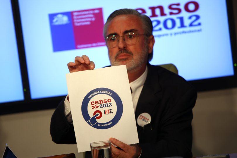 """Ex director del INE afirma que fue """"injustamente atacado"""" por Censo 2012"""