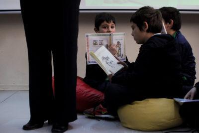 """E2020: """"Es escándalo que entre alumnos de escuelas ricas y pobres existan dos años escolares de diferencia"""""""