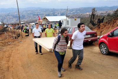 El Chile solidario: Del mito a la realidad