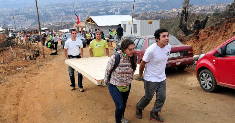 """""""El Chile solidario: Del mito a la realidad"""""""