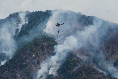 Ministerio Público formaliza a ejecutivos de CGE por incendios forestales