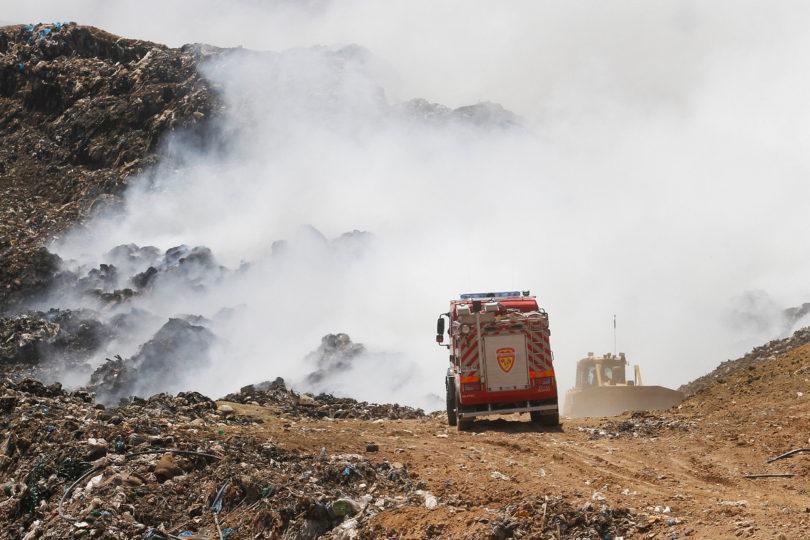 Tribunal ordena a relleno Santa Marta reparar daño ambiental causado en incendio de 2016
