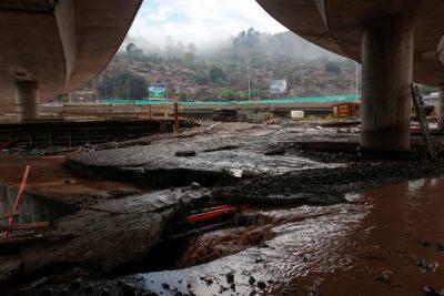 Todos los detalles de la demanda de Matthei contra Costanera Norte, Sacyr y el MOP por inundaciones