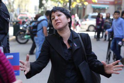 Javiera Parada echa pie atrás y decide no renunciar a RD luego de que bajaran su candidatura