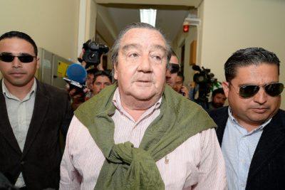 Labbé permanecerá detenido tras rechazo a su recurso de amparo